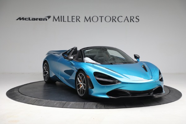 Used 2020 McLaren 720S Spider for sale $349,900 at Rolls-Royce Motor Cars Greenwich in Greenwich CT 06830 10