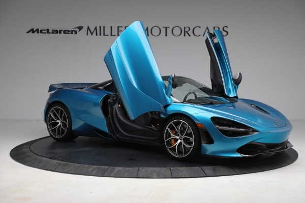 Used 2020 McLaren 720S Spider for sale $349,900 at Rolls-Royce Motor Cars Greenwich in Greenwich CT 06830 19
