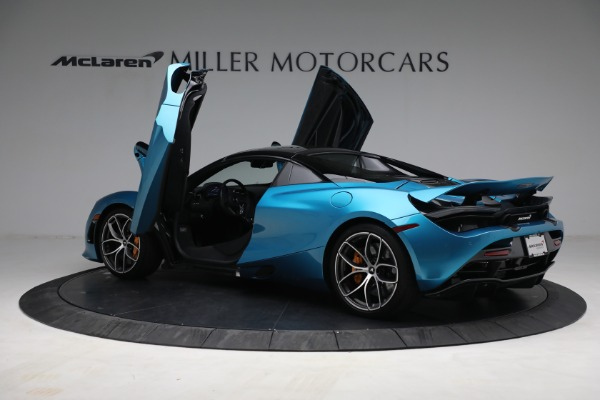 Used 2020 McLaren 720S Spider for sale $349,900 at Rolls-Royce Motor Cars Greenwich in Greenwich CT 06830 24