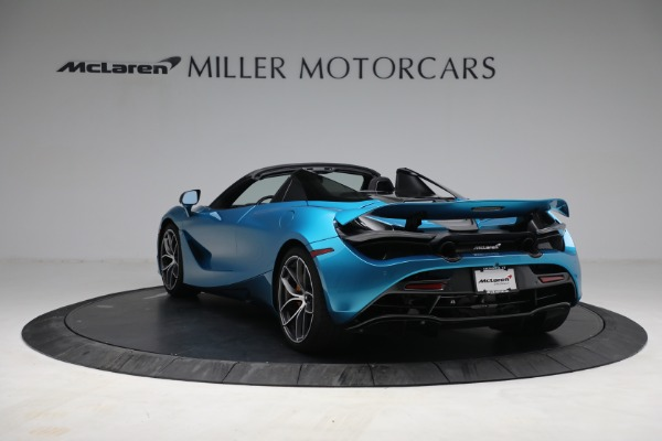 Used 2020 McLaren 720S Spider for sale $349,900 at Rolls-Royce Motor Cars Greenwich in Greenwich CT 06830 4