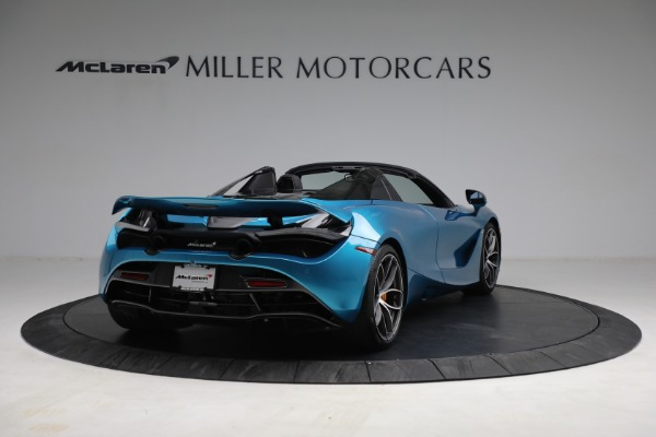 Used 2020 McLaren 720S Spider for sale $349,900 at Rolls-Royce Motor Cars Greenwich in Greenwich CT 06830 6