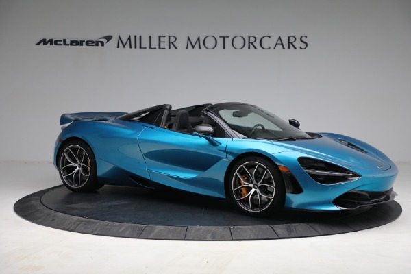 Used 2020 McLaren 720S Spider for sale $349,900 at Rolls-Royce Motor Cars Greenwich in Greenwich CT 06830 9