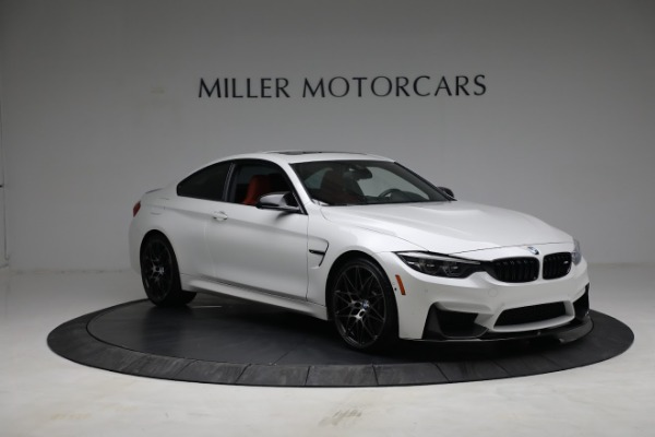 Used 2019 BMW M4 Competition for sale Call for price at Rolls-Royce Motor Cars Greenwich in Greenwich CT 06830 10