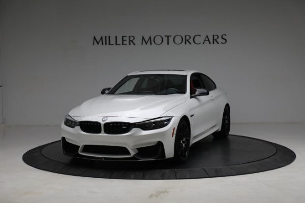 Used 2019 BMW M4 Competition for sale Call for price at Rolls-Royce Motor Cars Greenwich in Greenwich CT 06830 12