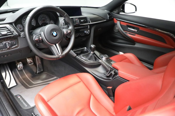 Used 2019 BMW M4 Competition for sale Call for price at Rolls-Royce Motor Cars Greenwich in Greenwich CT 06830 14