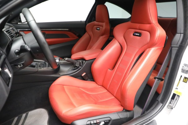 Used 2019 BMW M4 for sale $71,900 at Rolls-Royce Motor Cars Greenwich in Greenwich CT 06830 15