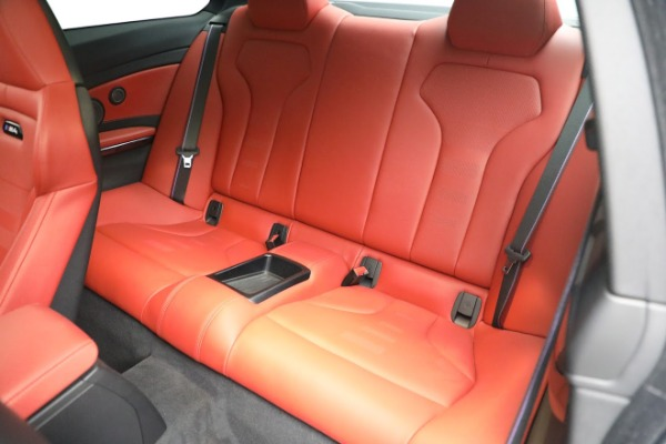 Used 2019 BMW M4 for sale $71,900 at Rolls-Royce Motor Cars Greenwich in Greenwich CT 06830 18