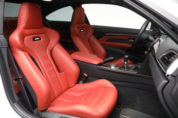 Used 2019 BMW M4 for sale $71,900 at Rolls-Royce Motor Cars Greenwich in Greenwich CT 06830 19