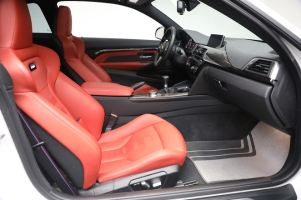 Used 2019 BMW M4 for sale $71,900 at Rolls-Royce Motor Cars Greenwich in Greenwich CT 06830 20