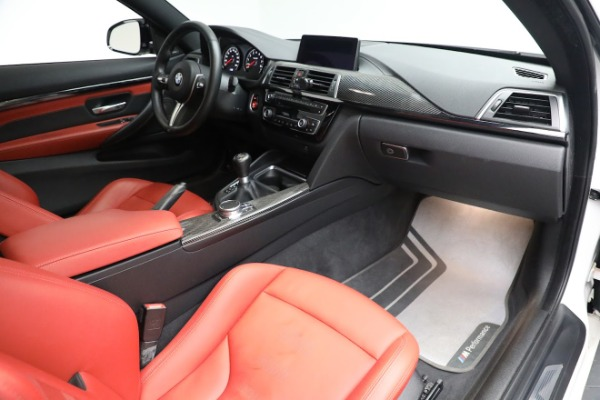 Used 2019 BMW M4 for sale $71,900 at Rolls-Royce Motor Cars Greenwich in Greenwich CT 06830 21