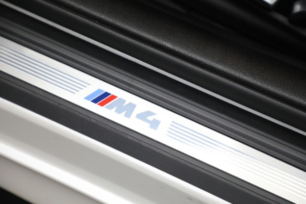 Used 2019 BMW M4 for sale $71,900 at Rolls-Royce Motor Cars Greenwich in Greenwich CT 06830 26