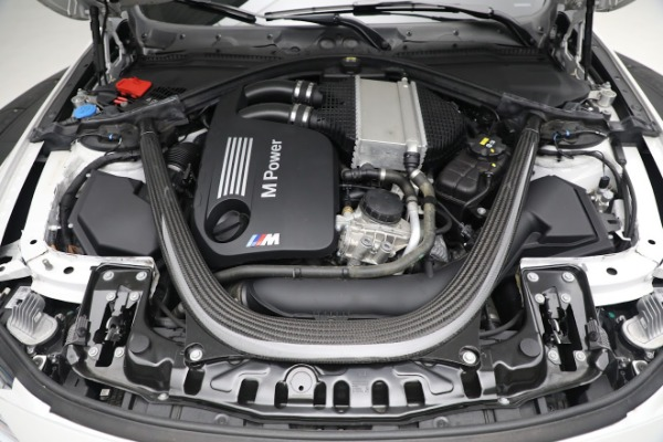 Used 2019 BMW M4 for sale $71,900 at Rolls-Royce Motor Cars Greenwich in Greenwich CT 06830 27