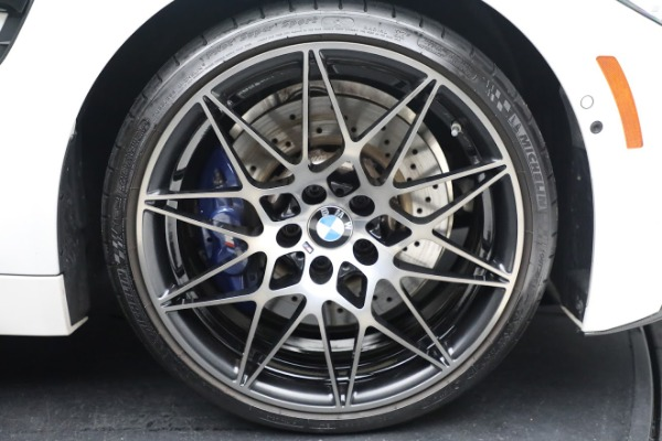 Used 2019 BMW M4 for sale $71,900 at Rolls-Royce Motor Cars Greenwich in Greenwich CT 06830 28