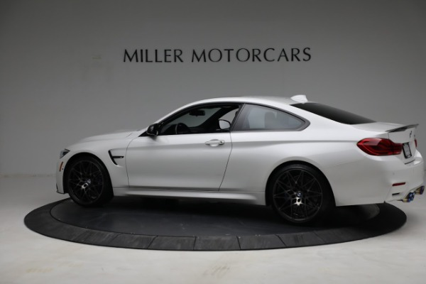 Used 2019 BMW M4 Competition for sale Call for price at Rolls-Royce Motor Cars Greenwich in Greenwich CT 06830 3