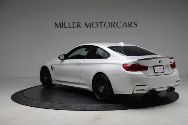 Used 2019 BMW M4 Competition for sale Call for price at Rolls-Royce Motor Cars Greenwich in Greenwich CT 06830 4