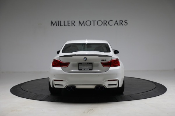 Used 2019 BMW M4 for sale $71,900 at Rolls-Royce Motor Cars Greenwich in Greenwich CT 06830 5