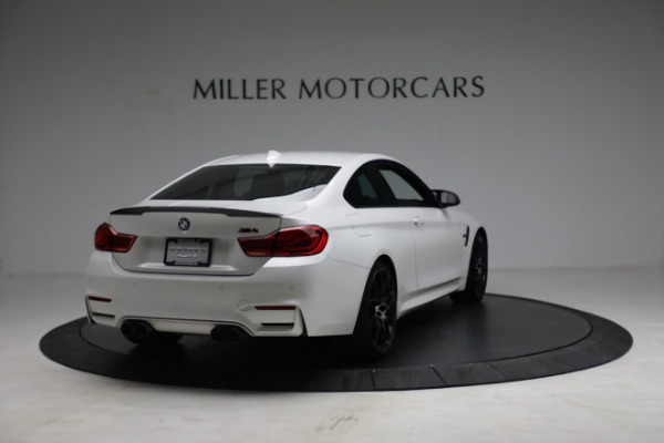 Used 2019 BMW M4 for sale $71,900 at Rolls-Royce Motor Cars Greenwich in Greenwich CT 06830 6