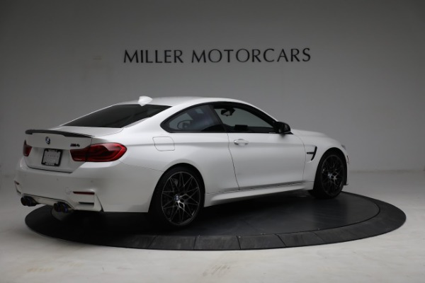 Used 2019 BMW M4 for sale $71,900 at Rolls-Royce Motor Cars Greenwich in Greenwich CT 06830 7
