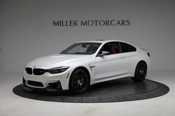 Used 2019 BMW M4 Competition for sale Call for price at Rolls-Royce Motor Cars Greenwich in Greenwich CT 06830 1