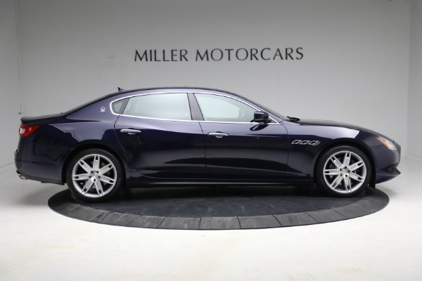 Used 2014 Maserati Quattroporte S Q4 for sale $42,900 at Rolls-Royce Motor Cars Greenwich in Greenwich CT 06830 11