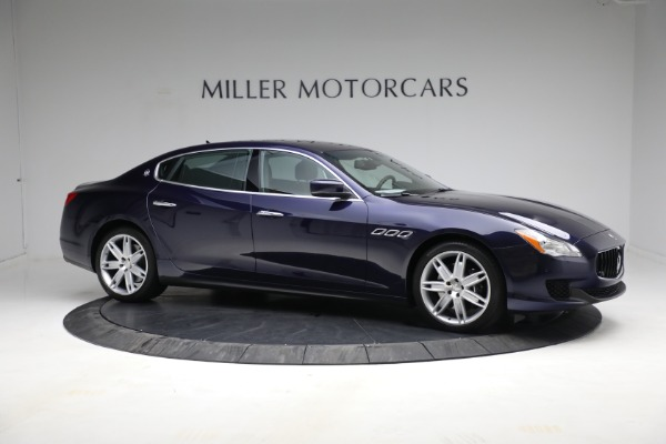Used 2014 Maserati Quattroporte S Q4 for sale $42,900 at Rolls-Royce Motor Cars Greenwich in Greenwich CT 06830 12