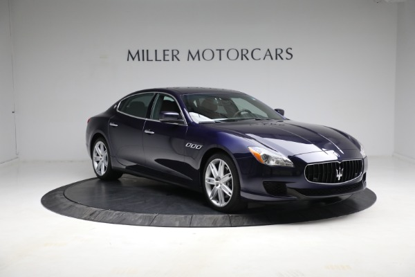 Used 2014 Maserati Quattroporte S Q4 for sale $42,900 at Rolls-Royce Motor Cars Greenwich in Greenwich CT 06830 13
