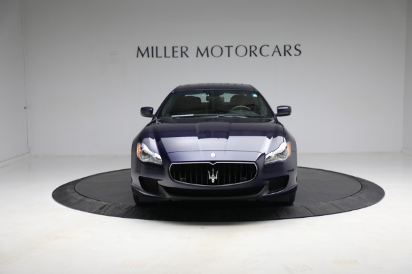 Used 2014 Maserati Quattroporte S Q4 for sale $42,900 at Rolls-Royce Motor Cars Greenwich in Greenwich CT 06830 14