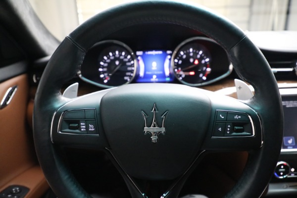 Used 2014 Maserati Quattroporte S Q4 for sale $42,900 at Rolls-Royce Motor Cars Greenwich in Greenwich CT 06830 15