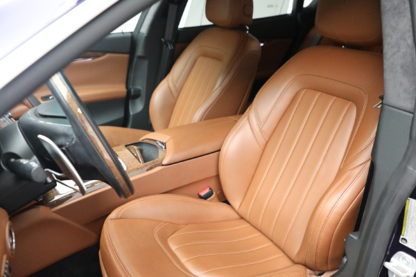 Used 2014 Maserati Quattroporte S Q4 for sale $42,900 at Rolls-Royce Motor Cars Greenwich in Greenwich CT 06830 16