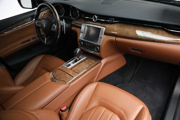 Used 2014 Maserati Quattroporte S Q4 for sale $42,900 at Rolls-Royce Motor Cars Greenwich in Greenwich CT 06830 17
