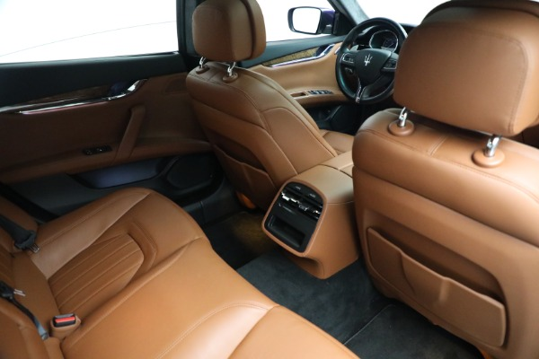Used 2014 Maserati Quattroporte S Q4 for sale $42,900 at Rolls-Royce Motor Cars Greenwich in Greenwich CT 06830 19