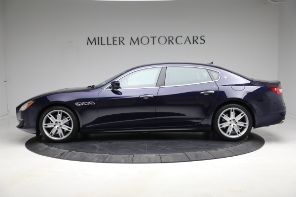 Used 2014 Maserati Quattroporte S Q4 for sale $42,900 at Rolls-Royce Motor Cars Greenwich in Greenwich CT 06830 4