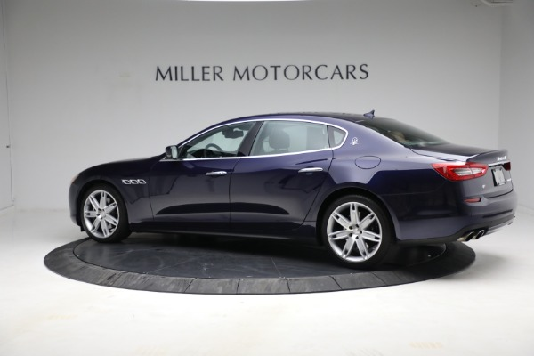 Used 2014 Maserati Quattroporte S Q4 for sale $42,900 at Rolls-Royce Motor Cars Greenwich in Greenwich CT 06830 5