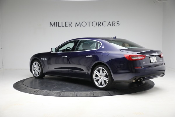 Used 2014 Maserati Quattroporte S Q4 for sale $42,900 at Rolls-Royce Motor Cars Greenwich in Greenwich CT 06830 6