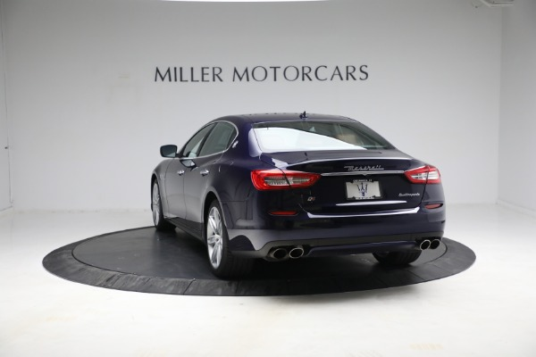 Used 2014 Maserati Quattroporte S Q4 for sale $42,900 at Rolls-Royce Motor Cars Greenwich in Greenwich CT 06830 7