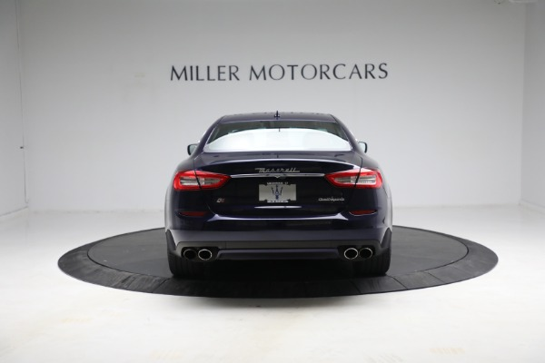 Used 2014 Maserati Quattroporte S Q4 for sale $42,900 at Rolls-Royce Motor Cars Greenwich in Greenwich CT 06830 8
