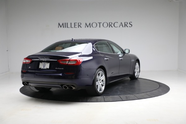 Used 2014 Maserati Quattroporte S Q4 for sale $42,900 at Rolls-Royce Motor Cars Greenwich in Greenwich CT 06830 9