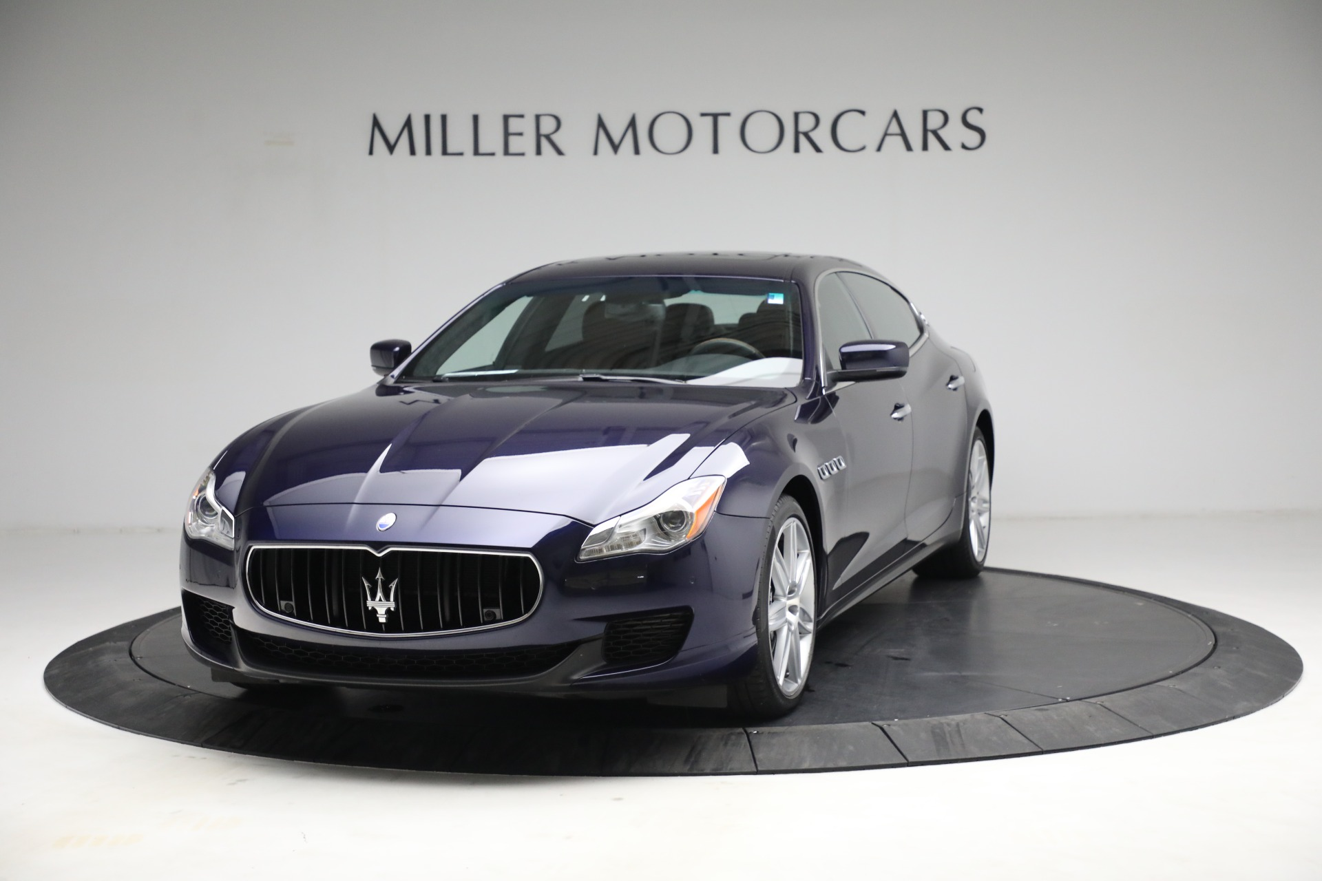 Used 2014 Maserati Quattroporte S Q4 for sale $42,900 at Rolls-Royce Motor Cars Greenwich in Greenwich CT 06830 1