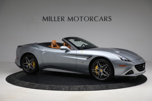 Used 2017 Ferrari California T for sale Call for price at Rolls-Royce Motor Cars Greenwich in Greenwich CT 06830 10