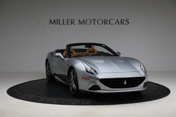 Used 2017 Ferrari California T for sale Call for price at Rolls-Royce Motor Cars Greenwich in Greenwich CT 06830 11
