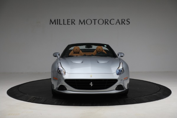 Used 2017 Ferrari California T for sale Call for price at Rolls-Royce Motor Cars Greenwich in Greenwich CT 06830 12