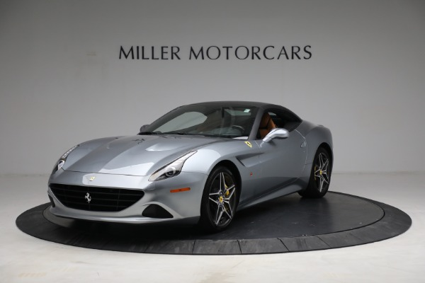 Used 2017 Ferrari California T for sale Call for price at Rolls-Royce Motor Cars Greenwich in Greenwich CT 06830 13
