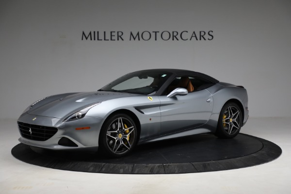 Used 2017 Ferrari California T for sale Call for price at Rolls-Royce Motor Cars Greenwich in Greenwich CT 06830 14