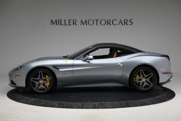 Used 2017 Ferrari California T for sale Call for price at Rolls-Royce Motor Cars Greenwich in Greenwich CT 06830 15