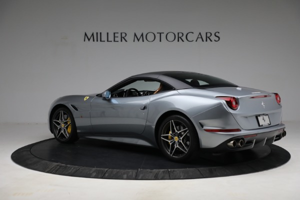 Used 2017 Ferrari California T for sale Call for price at Rolls-Royce Motor Cars Greenwich in Greenwich CT 06830 16