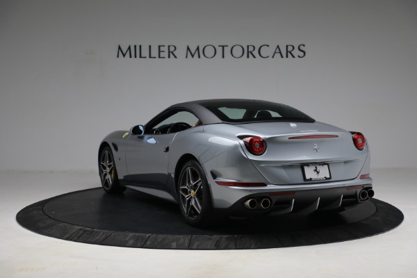 Used 2017 Ferrari California T for sale Call for price at Rolls-Royce Motor Cars Greenwich in Greenwich CT 06830 17
