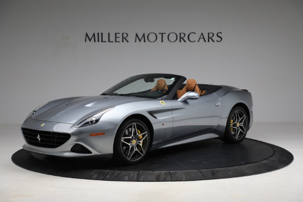 Used 2017 Ferrari California T for sale Call for price at Rolls-Royce Motor Cars Greenwich in Greenwich CT 06830 2