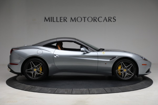 Used 2017 Ferrari California T for sale Call for price at Rolls-Royce Motor Cars Greenwich in Greenwich CT 06830 21