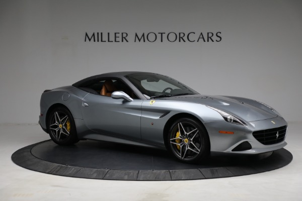 Used 2017 Ferrari California T for sale Call for price at Rolls-Royce Motor Cars Greenwich in Greenwich CT 06830 22