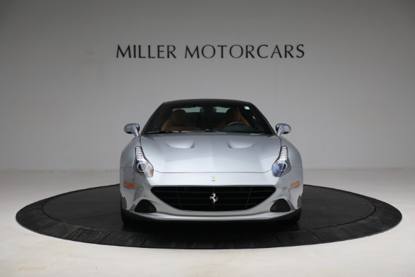 Used 2017 Ferrari California T for sale Call for price at Rolls-Royce Motor Cars Greenwich in Greenwich CT 06830 24